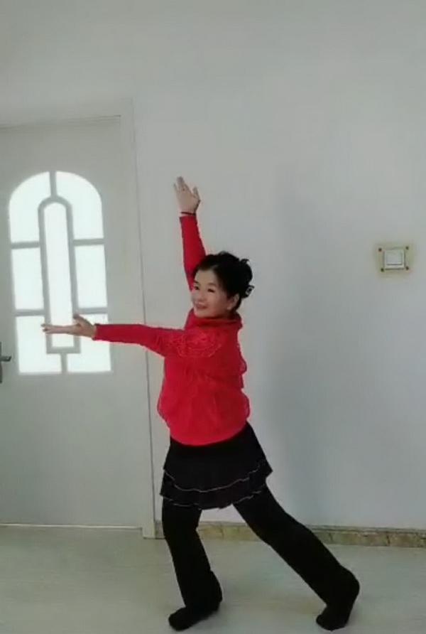 安徽省体育舞蹈协会_[居家健身抗击疫情征文作品展示]疫情无情人有情,振安体协率先 ...